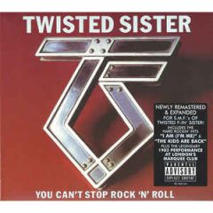 You Can't Stop Rock 'N' Roll - 2CD / Twisted Sister  / 1983 / 2018