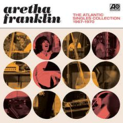 The Atlantic Singles Collection 1967-1970 - 2CD / Aretha Franklin / 2018