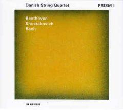 Prism I - CD / Danish String Quartet / 2018