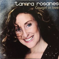 Cowgirl in love - CD / Tamra Rosanes / 2003