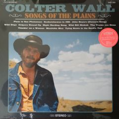 Songs Of The Plains - LP / Colter Wall / 2018