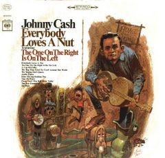Everybody Loves A Nut - LP / Johnny Cash / 1966