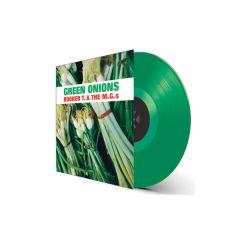 Green Onions - LP (Grøn vinyl) / Booker T. & The M.G.'s / 1962 / 2018
