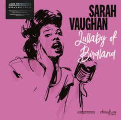 Lullaby Of Birdland - LP / Sarah Vaughan / 2018