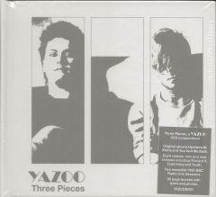Three Pieces - 3CD / Yazoo / 2018