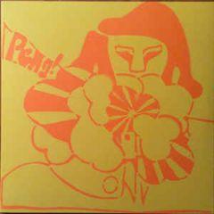 Peng! - LP (Klar Vinyl) / Stereolab / 1992 / 2018