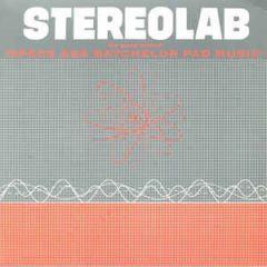 "The Groop Played ""Space Age Batchelor Pad Music"" - LP (Klar Vinyl) / Stereolab / 1993 / 2018"