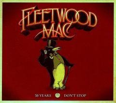 50 Years - Don't Stop - 3CD / Fleetwood Mac / 2018