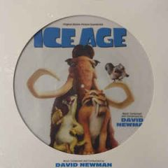 Ice Age - LP (Picture Disc) / David Newman | Soundtrack / 2002 / 2018