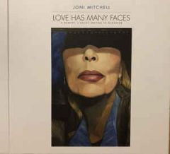 Love Has Many Faces (A Quartet, A Ballet, Waiting To Be Danced) - 8LP (Bokssæt) / Joni Mitchell / 2014 / 2018