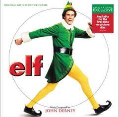 Elf - LP (Picture Disc) / John Debney   Various Artists   Soundtrack / 2018