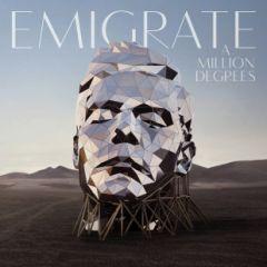A Million Degrees - LP / Emigrate (Richard Z. Kruspe fra Rammstein m.fl.) / 2018