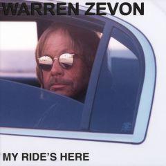 My Ride's Here - LP / Warren Zevon / 2002 / 2018