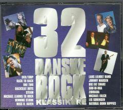 32 Danske Rock Klassikere - 2CD / Various / 2001