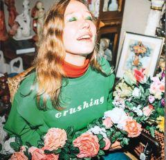 Crushing - LP (Grøn vinyl) / Julia Jacklin / 2019