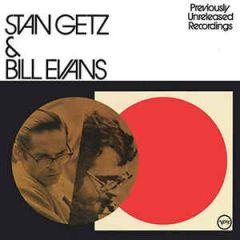 Stan Getz & Bill Evans - LP / Stan Getz   Bill Evans / 1973 / 2019