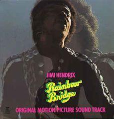 Rainbow Bridge (Original Motion Picture Soundtrack) - LP / Jimi Hendrix / 1971