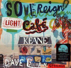 """Sovereign Light Café - 7"""" (RSD 2019 Grøn Vinyl) / Keane / 2019"""