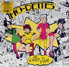 The Story So Far - LP (RSD 2019 Vinyl) / Mo-Dettes / 1980/2019