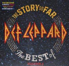 The Story So Far: The Best Of Volume 2 - 2LP (RSD 2019 Vinyl) / Def Leppard / 2019