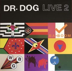 Live 2 - LP (RSD 2019) / Dr. Dog / 2019