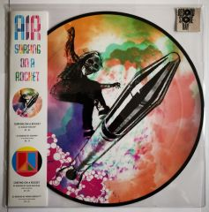 "Surfing On A Rocket - 12"" (RSD 2019 Vinyl) / Air / 2004 / 2019"