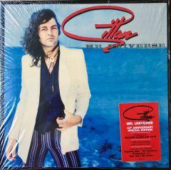 Mr. Universe - LP (RSD 2019 Farvet Vinyl) / (Ian) Gillan / 1979 / 2019