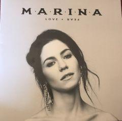 Love + Fear - 2LP (Hvid vinyl) / Marina / 2019