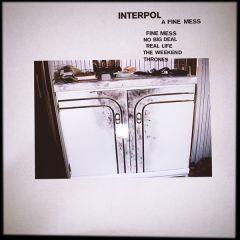 A Fine Mess - LP / Interpol / 2019