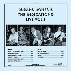 Live Vol. 1 - LP / Durand Jones & The Indications / 2018