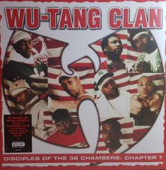 Disciples Of The 36 Chambers: Chapter 1 - 2LP / Wu-Tang Clan / 2004 / 2019