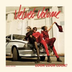 Look Look Look! - LP / Velvet Volume / 2017 / 2019