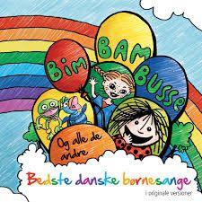 Bim Bam Busse - Bedste Danske Børnesange I Originale Versioner - 2CD / Various  / 2010