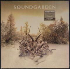 King Animal - 2LP (Farvet vinyl) / Soundgarden / 2012 / 2019