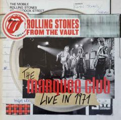 From The Vault: The Marquee Club 1971 - CD+DVD / The Rolling Stones / 2015 / 2019