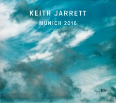 Munich 2016 - 2LP / Keith Jarrett / 2019