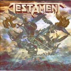 The Formation Of Damnation - CD / Testament / 2008