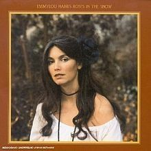 Roses In The Snow  - LP / Emmylou Harris / 1980