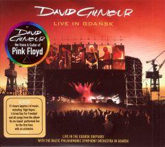 Live In Gdansk - 2CD / David Gilmour / 2008