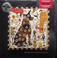 Washington Square Serenade - LP / Steve Earle (& The Dukes) / 2007
