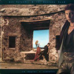 ...Om Änglar O Sjakaler - LP / Dan Hylander & Raj Montana Band  / 1984