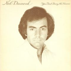 You Don't Bring Me Flowers - LP / Neil Diamond / 1978