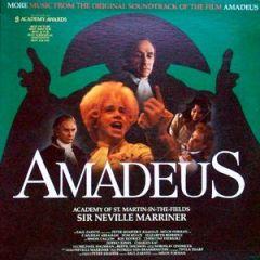 Amadeus (Soundtrack) - LP / Soundtracks / 1985