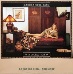 A Collection - Greatest hits…and more - LP / Barbra Streisand / 1989
