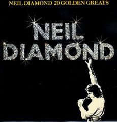 20 Golden Greats - LP / Neil Diamond / 1978