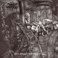 Darkthrones and Black Flags - LP / Darkthrone / 2008 / 2015