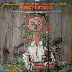 The Greatest Songs Of Woody Guthrie - 2LP / Various  / 1972