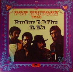 Pop History vol. 8 - 2LP / Booker T. & The MGs