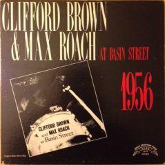 At Basin Street - LP / Clifford Brown & Max Roach