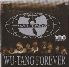 Wu-Tang Forever - 4LP / WuTang Clan / 1997 / 2017
